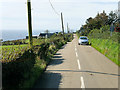NS0121 : Isle of Arran, A841 at Auchenhew by David Dixon