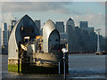 TQ4179 : The Thames Barrier by Stephen McKay