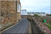NT4999 : The Terrace, Elie by Bill Kasman
