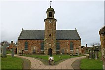 NO4900 : Elie church by Bill Kasman