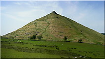 SK1551 : Thorpe Cloud by Mark Percy