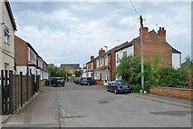 SK5838 : West Bridgford: Hardwick Close by John Sutton