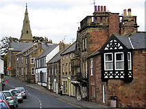 NU2410 : Northumberland Street, Alnmouth by Andrew Curtis