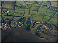 J1171 : Lough Neagh from the air by Thomas Nugent