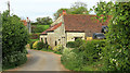 ST4332 : Houses in Henley by Derek Harper