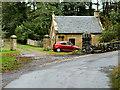 NS2410 : Gate Lodge, Culzean Castle Estate by David Dixon