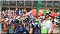 SE0925 : Tour de Yorkshire 2018 by Dave Pickersgill