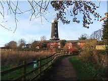 TA0233 : Skidby Windmill by David Brown
