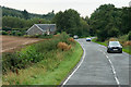 NS2208 : A719, Knockaniddling Cottages by David Dixon