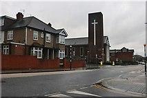 TQ2284 : Harlesden Road, Willesden by David Howard