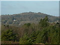 SU7431 : A View of Noar Hill, Selborne, Hampshire by John Neilan