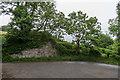SS7047 : Bridge abutment by Ian Capper
