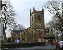 SD7326 : Parish Church of Immanuel, Oswaldtwistle by Chris Heaton