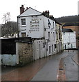 SO8505 : Union Street side of the former Market Tavern, Stroud by Jaggery