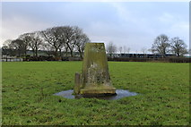 SD7226 : Trig Point on Duckworth Hill by Chris Heaton