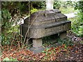 TL4658 : Tomb of William Crowe at Mill Road Cemetery by Alan Murray-Rust