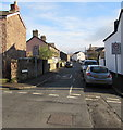 SO2914 : Orchard Street, Abergavenny  by Jaggery