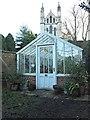 TG2208 : Plantation Garden & Cathedral, Norwich by David Hallam-Jones