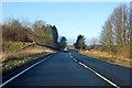NU0222 : A697 towards Wooler by Robin Webster