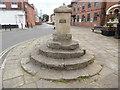 SE7803 : Market Cross in Epworth by David Hillas