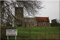 SP8827 : Soulbury Church by David Howard