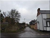 SP5208 : Cherwell  Churches Christmas chug through (1) by Basher Eyre