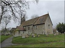SP5413 : Cherwell  Churches Christmas chug through (20) by Basher Eyre