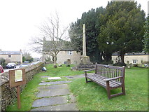 SP5615 : Cherwell  Churches Christmas chug through (44) by Basher Eyre