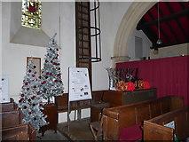 SP5929 : Cherwell Churches Christmas chug through (80) by Basher Eyre
