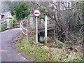 NZ0560 : Bridge over the Stocksfield Burn by Oliver Dixon