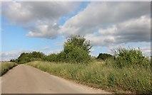 TL4138 : Bogmoor Road, Shaftenhoe End by David Howard