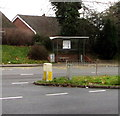 ST3091 : No buses here today, Malpas Road, Newport by Jaggery