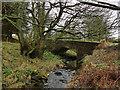SE2353 : Bridge over Scargill Beck by Stephen Craven