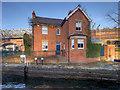 SJ8397 : Lock Keeper's House at Lock#92 by David Dixon