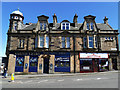 NS8880 : The Railway Tavern, Falkirk  by Stephen Craven