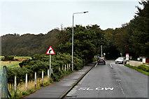 NS3330 : B749, Craigend Road by David Dixon