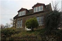 ST8868 : Cottage on Lanes End, Gastard by David Howard