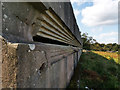 SZ0382 : Observation slit at Fort Henry, Studland by Phil Champion