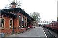 SK3706 : Shackerstone Station, Battlefield Line by Chris Allen