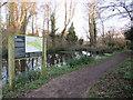 TQ2767 : Watermeads Nature Reserve, near Mitcham by Malc McDonald