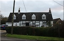 ST9169 : Tudor cottage in Notton by David Howard