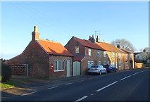 TA1345 : Houses on Main Street, Catwick by JThomas