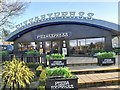 SP6204 : Pizza Express in Oxford Services by John P Reeves