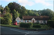 TL4321 : Cottage on Ford Hill, Hadham Ford by David Howard