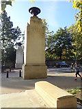 TQ2879 : Commonwealth Memorial Gates by Eirian Evans
