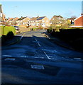 ST3090 : From shade to sunshine, Birchgrove Close, Malpas, Newport by Jaggery