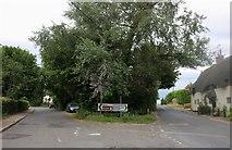 SU2560 : Wilton Road at the junction of Grafton Road by David Howard