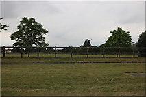 SU5067 : Playing fields by Bath Road, Thatcham by David Howard
