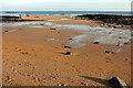 NU2423 : Beach, Embleton Bay by Derek Harper