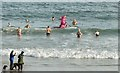 SW5241 : Christmas morning swim by Marika Reinholds
